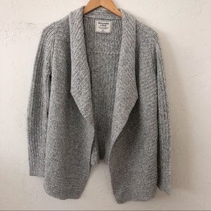 Abercrombie and Fitch Knit Cardigan